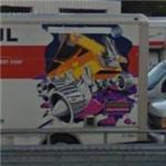 U-Haul #?? - California (StreetView)