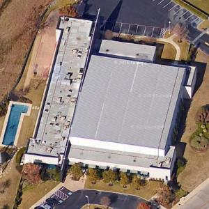 San Antonio Spurs Training Facility (Google Maps)