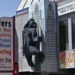 King Kong (StreetView)