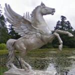 Statue of Pegasus (StreetView)