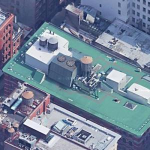 Kelly Ripa's House (Google Maps)