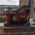 Early side-lever engine from the Paddle Steamer Leven (StreetView)