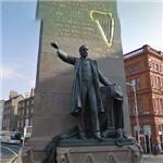Charles Stewart Parnell memorial (StreetView)