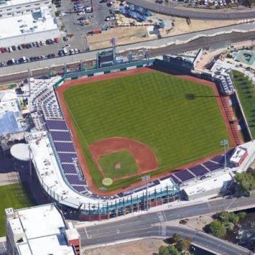 Greater Nevada Field (Google Maps)