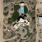 Sarah Palin's house (Google Maps)