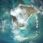 Richard Branson's Private Island (Google Maps)