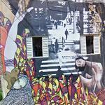 Graffiti by Magrela, Sinha, Sola, Zito, Pontello (StreetView)
