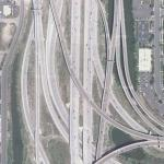 Spaghetti Bowl - I15/I80 (Google Maps)