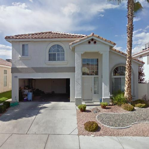 "Meri's House From ""Sister Wives"" In Las Vegas, NV (Google"