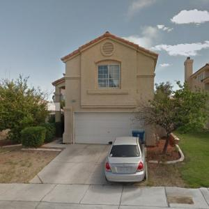 """Robyn's House from """"Sister Wives"""" (StreetView)"""