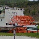SS Keno river boat