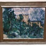 'Château Noir' by Paul Cézanne (StreetView)