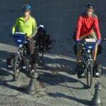 Touring Cyclists