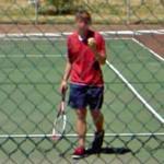 Playing Tennis (StreetView)