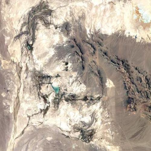 Death Valley (Google Maps)