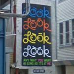 'Look Look Look' by Steve Powers (StreetView)