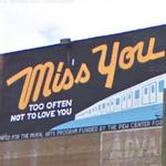 'Miss You' by Steve Powers (StreetView)