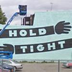 'Hold Tight' by Steve Powers (StreetView)