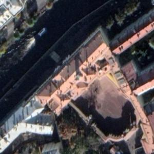 Moika Palace - Rasputin's place of death (Google Maps)