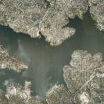 Lake Arrowhead Reservoir (Google Maps)