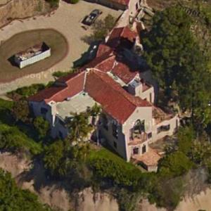 Russell Brand & Katy Perry's House (former) (Google Maps)