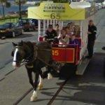 Horse-Drawn Tram (StreetView)