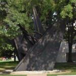 'The Gwenfritz' by Alexander Calder (StreetView)