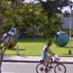 'Beach Balls' By Charles Fager (StreetView)