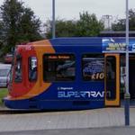 Supertram (Sheffield) (StreetView)