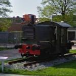 "Werkspoor locomotive ""Sik"" (StreetView)"