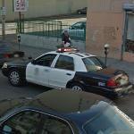 LA Police (StreetView)