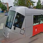 Škoda 14 T Elektra (StreetView)