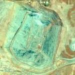 Gwalia gold mine (Google Maps)