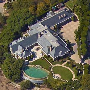 Simon Ourian's House (Google Maps)