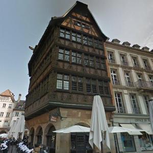 Maison Kammerzell (StreetView)