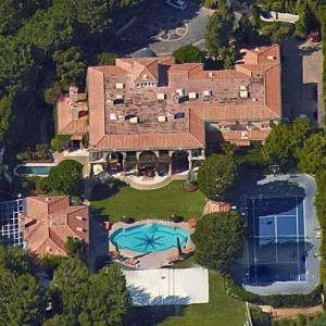 Michael H. Scott's House (Google Maps)