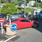 Ferrari 458 Italia (StreetView)