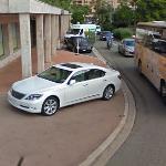 Lexus LS 600 (StreetView)