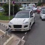 Porsche Cayenne (StreetView)