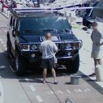 Hummer H2 (StreetView)