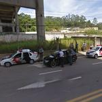 Police Checkpoint (StreetView)