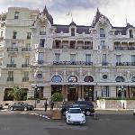 Hotel de Paris (StreetView)