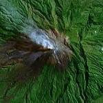 Mount Merapi (Google Maps)