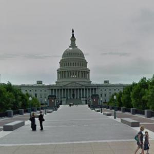 US Capitol (StreetView)