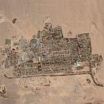 Oranjemund - Diamond city (Google Maps)