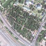 Novodevichy Cemetery (Google Maps)
