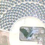 PS 20 Solar Power Plant (Google Maps)