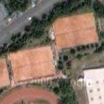 Clay tennis courts (Google Maps)