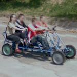Quadracycle (StreetView)