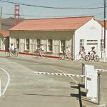 Group of Cyclists (StreetView)